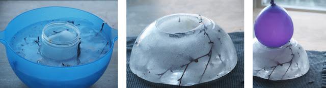 Opskrift på iskrans uden randform
