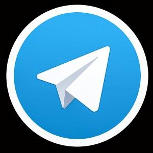 لوجو وشعار تطبيق Telegram