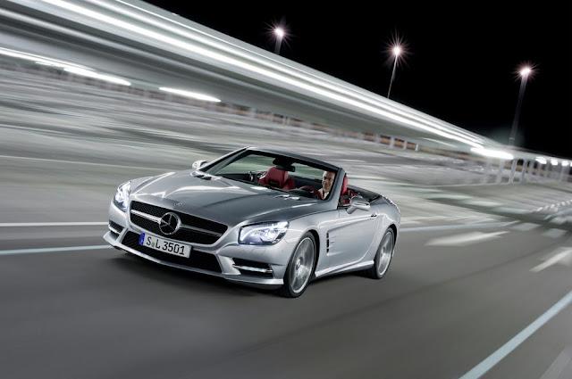 Mercedes-Benz - chassi de alumínio