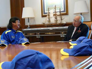 Presiden KVTTB Bersama Dato' Sri Haji Mohammad Najib bin Tun Haji Abdul Razak