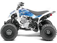Yamaha pictures 2013 Raptor 125 ATV 4