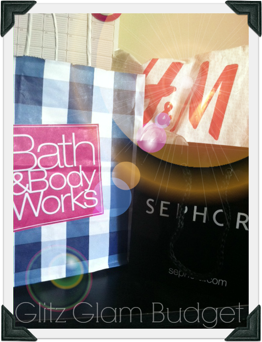 Sephora, Bath & Body, and H&M Shopping Sales