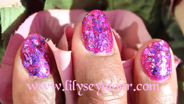 Candy Lacquer's Berry Crush