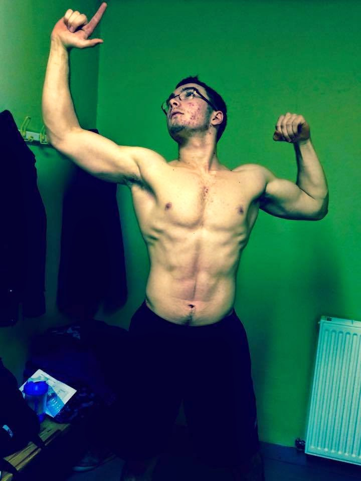 Gr gory capra valentin team aesthetic generation for Fitness musculation