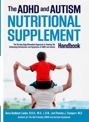 ADHD and Autism Nutritional  Supplement Handbook Review