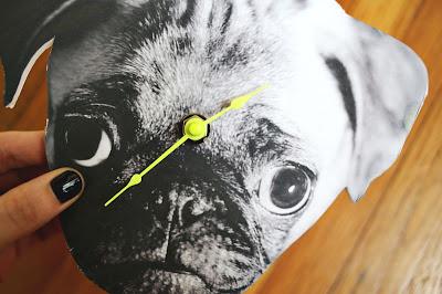 Realiza tu propio reloj de pared con fotografías