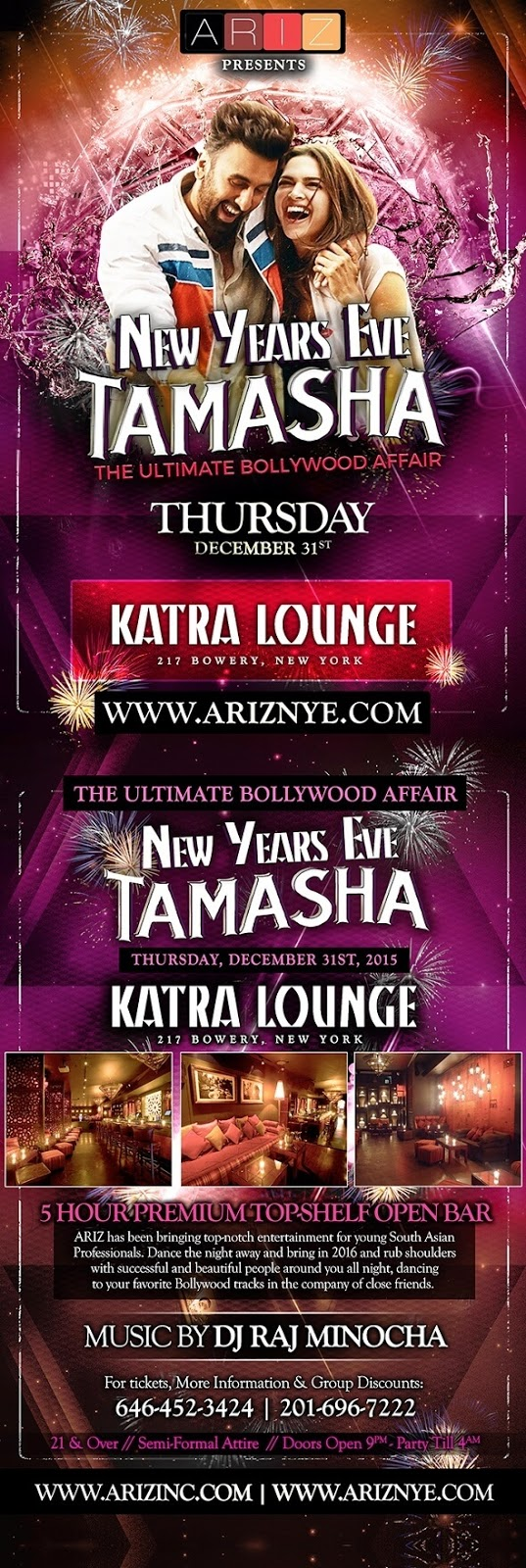 tamasha -new year