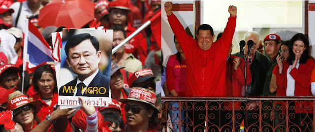 Chavez &amp; Thaksin: A Tale of Two Socialists &amp; Western Hypocrisy