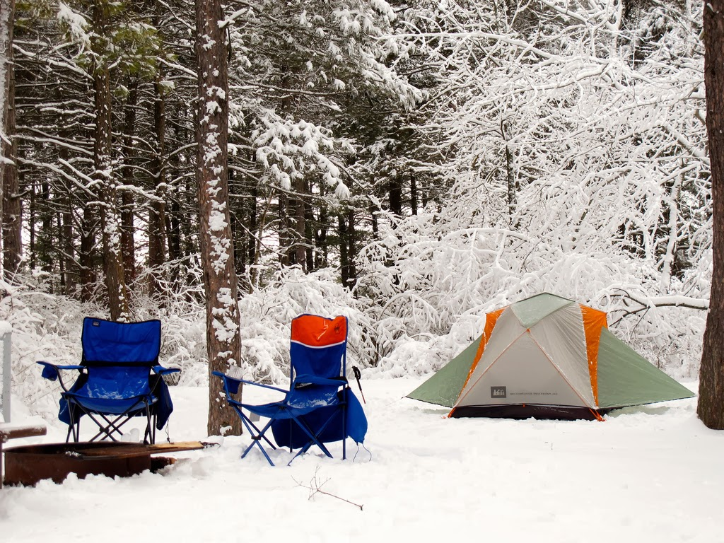 4 Photos to Get You Winter Camping this Year • Outdoor ...