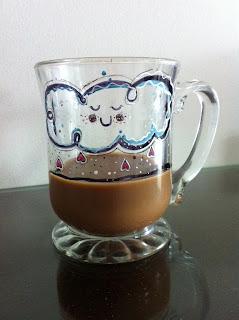 Coffee Mug Doodles