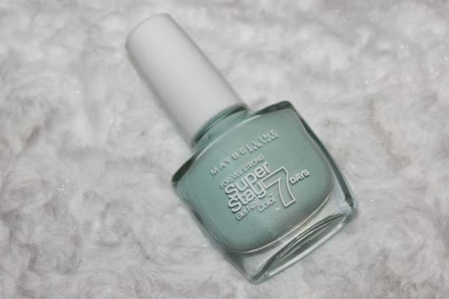 Maybelline Forever Strong Super Stay Gel Color in Mint for Life