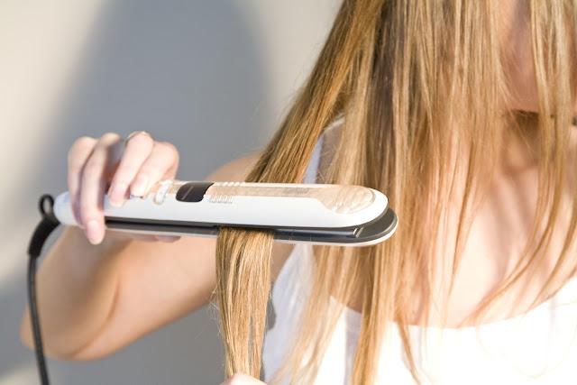 Утюжок для запаивания волос
