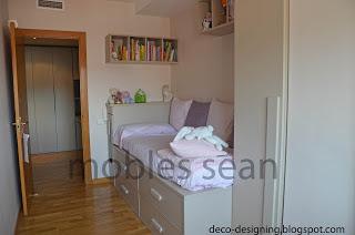 Modern Teen Bedroom Ideas by Sergi Mengot 2