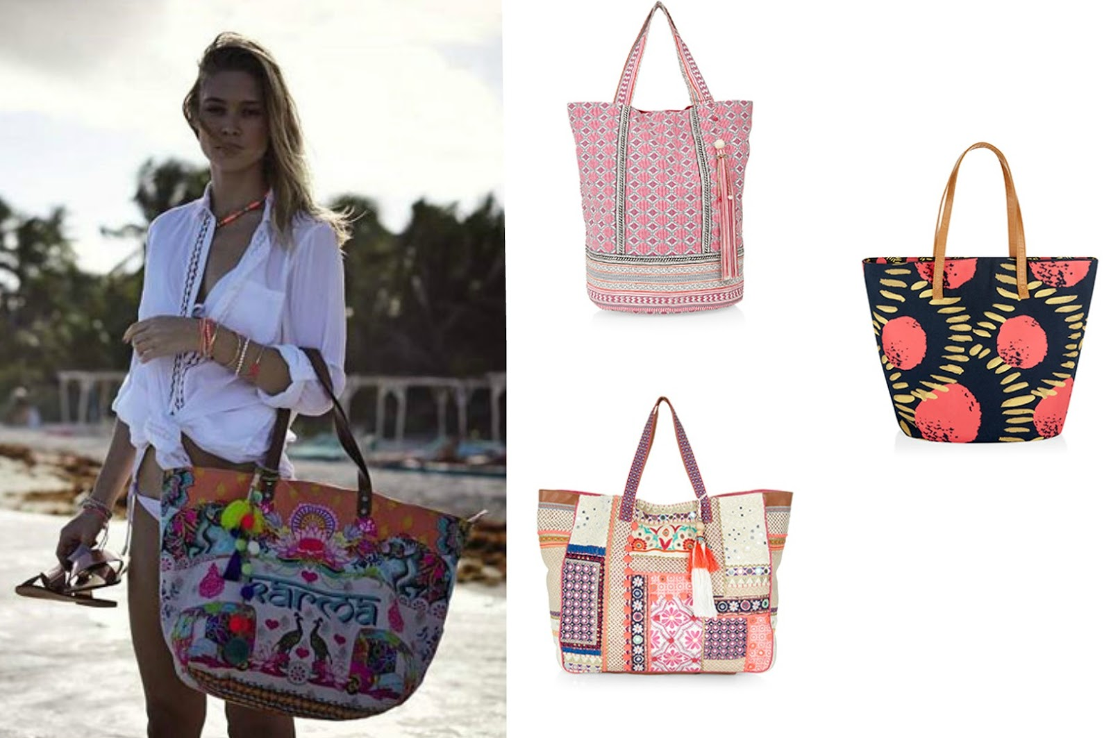 Bags For Beach, All at The Sea in Style! | Abc Women's Lifestyle