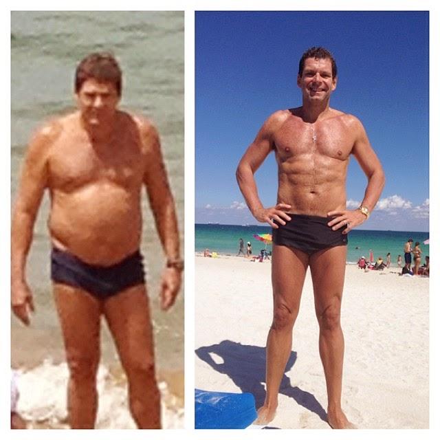 Antes e depois: CLIQUE na imagem e comece a conquistar o corpo do seus sonhos agora mesmo!