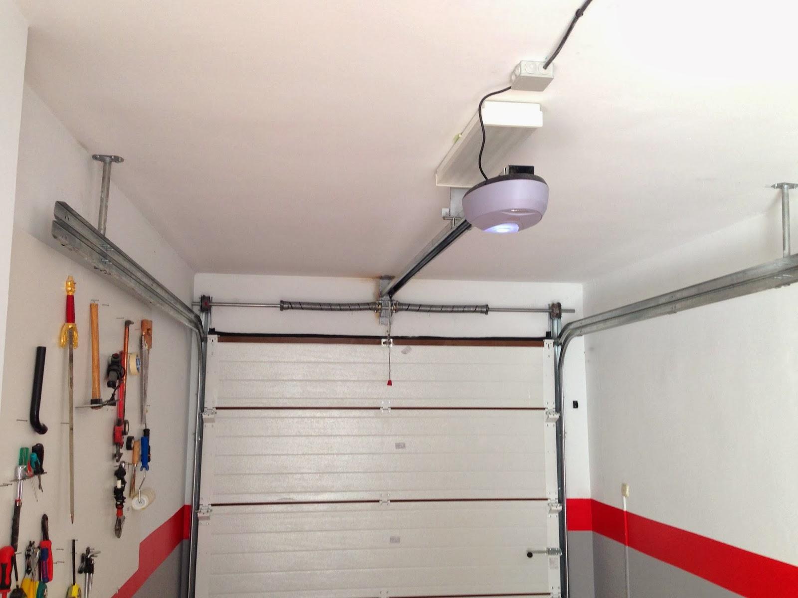 Noticias automateasy puertas seccionadas dinteles reducidos - Motor de puerta de garaje ...