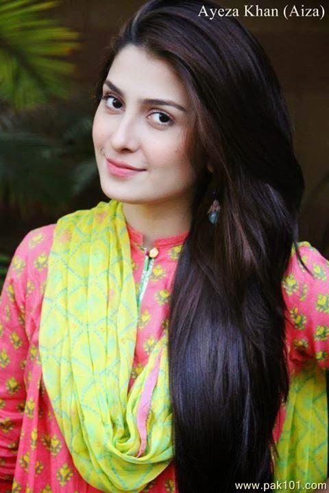 Ayeza Khan in pictures celebrities in Pakistan