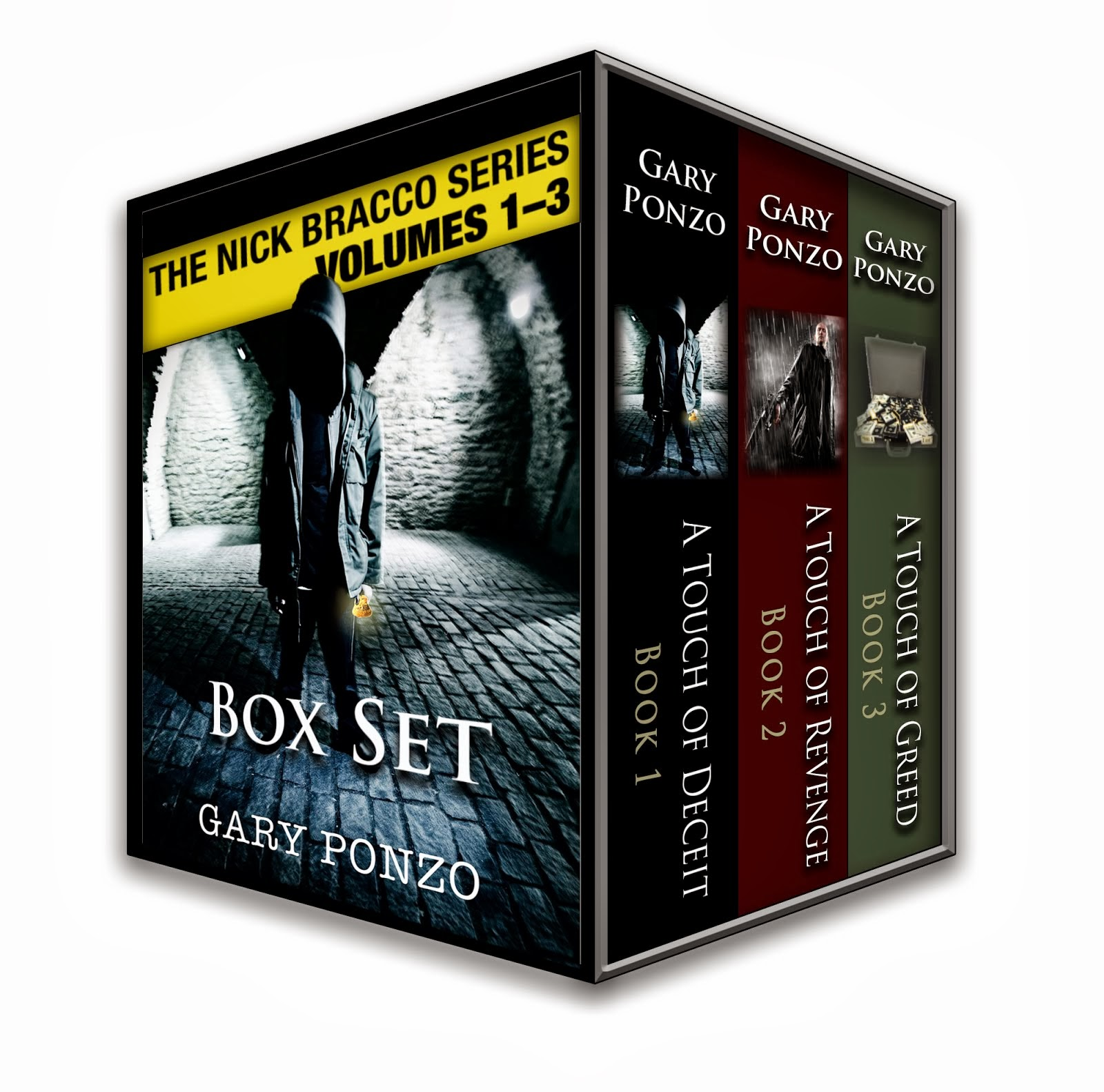 Nick Bracco Series: Books 1-3