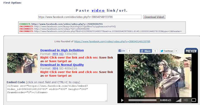 Easy way to download Facebook videos to computer