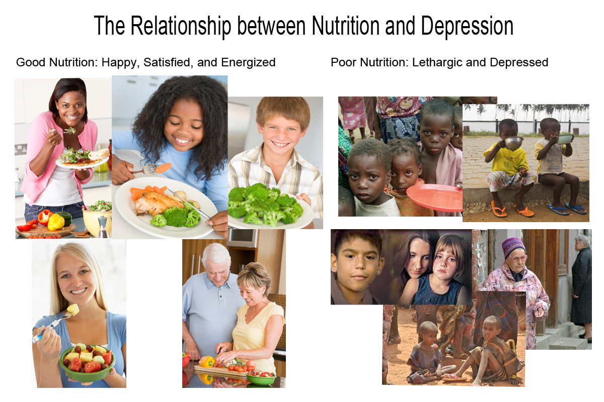 the link between anorexia and depression Surprising links between bullying and eating disorders  surprising links between bullying and eating  the findings provide a direct link in primates between.