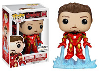 Funko Pop! Iron Man Unmasked
