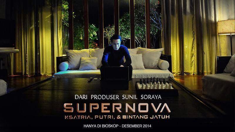 Download Supernova (2014) Ksatria, Puteri dan Bintang Jatuh
