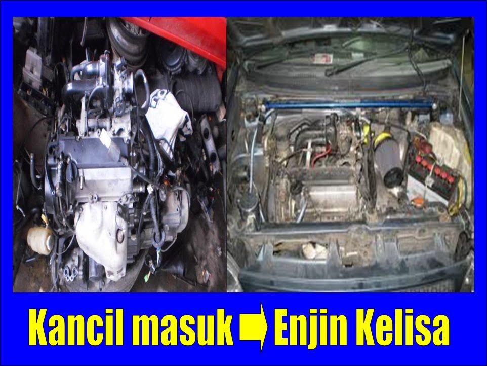 Fire Starting Automobil: prosedur- kancil Convert kelisa ...