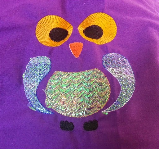 Punch with judy s machine embroidery retreat day one