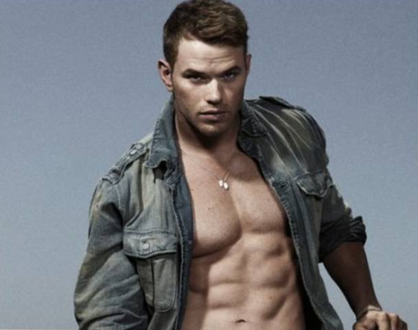Kellan Lutz Workout And Diet Secret
