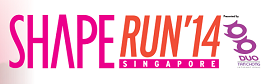 Shape Run 2014, Singapore