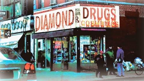 DIAMOND RUGS - (2015) Cosmetics 3