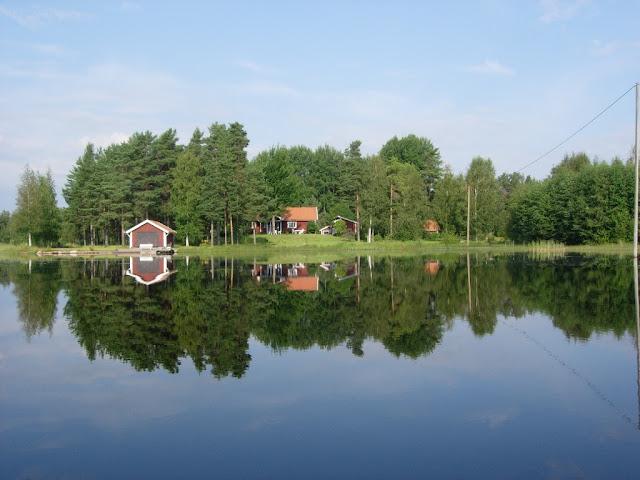 Siljan Lake