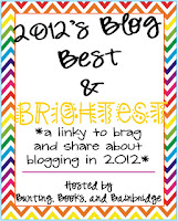 2012's Blog Best & Brightest Link