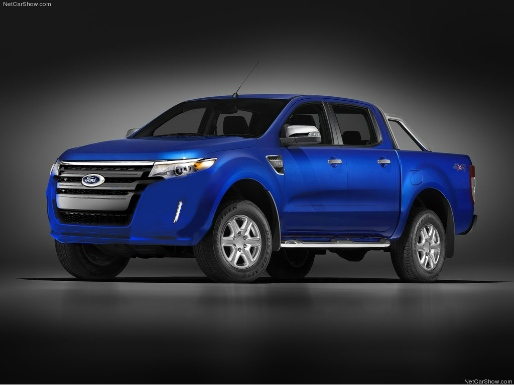 alternativa para a ford ranger agregando elementos do ford edge espero