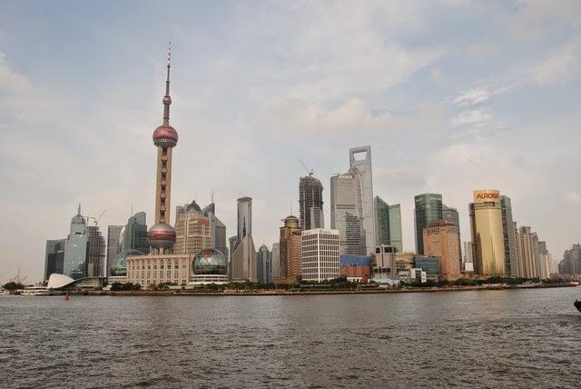 98. Shanghai Skyline (Shanghai, China)