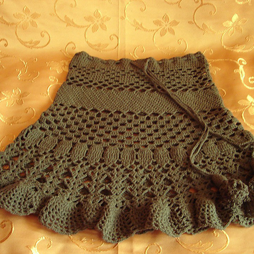 Beautiful Skirt for Little Girl