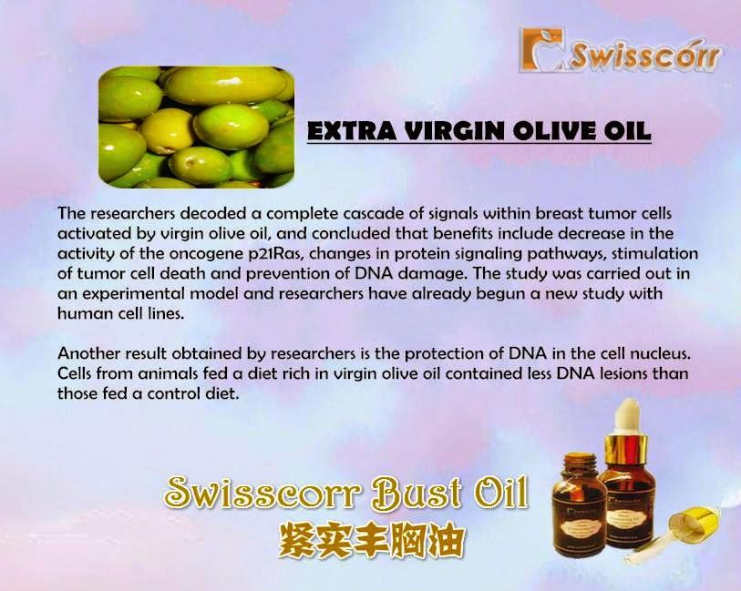 olive oil breast enlargement