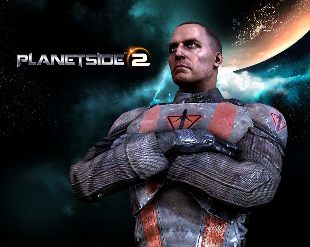 PlanetSide HD & Widescreen Wallpaper 0.592595540188913