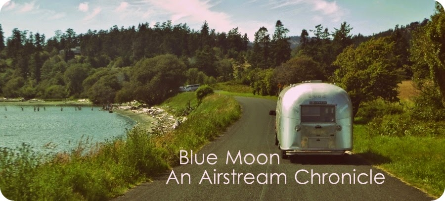 Blue Moon - An Airstream Chronicle