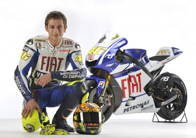 Valentino Rossi to Yamaha for the 2013 MotoGP ?