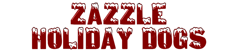 Zazzle Holiday Dogs