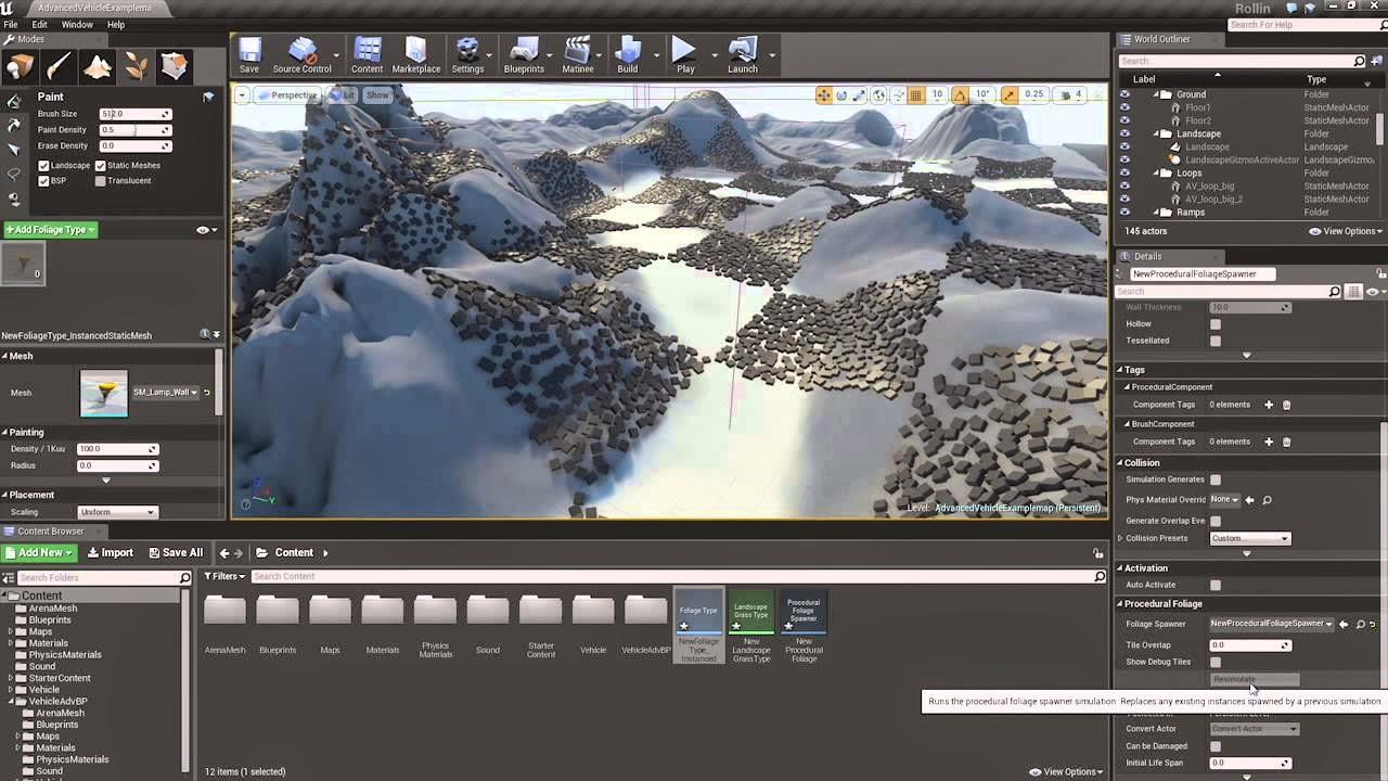 Unreal engine 48 cg daily news unreal engine 48 malvernweather Gallery