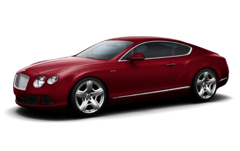 Bentley Continental Gt Ii 2015 Couleurs Colors