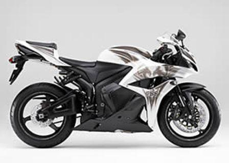 Bikes World Honda Cbr 600 Limited Edition