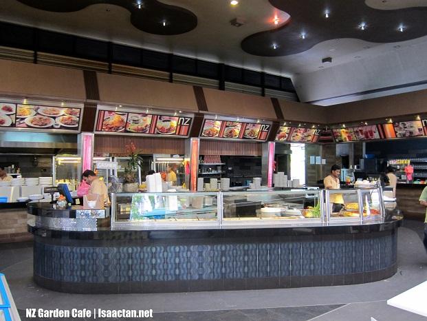 NZ Garden Cafe Jalan Ampang