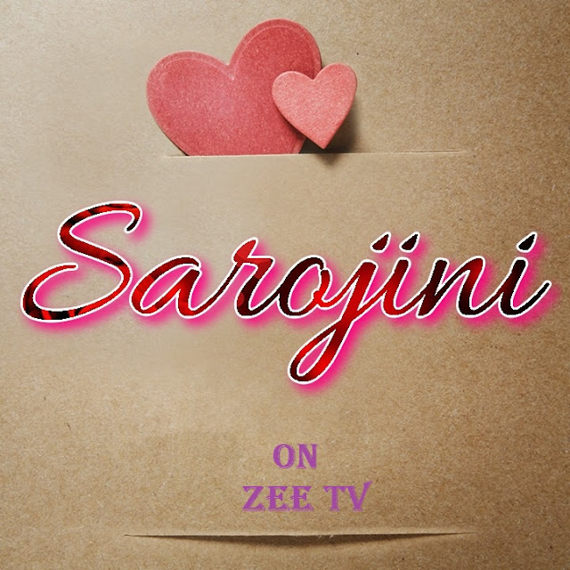 Sarojini Zeetv Upcoming Show Wiki Story,StarCast,Title Song,Timing,Promo