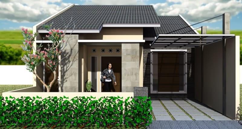 Desain Rumah Minimalis Terbaru 6