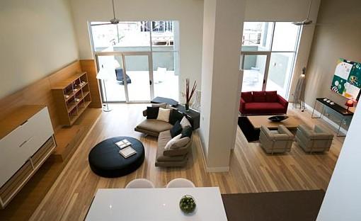 Dise o de interiores dise os para salas y cocinas for Diseno de interiores sims 4