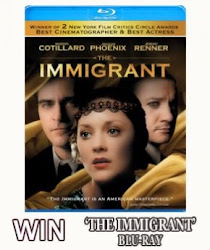 TMN's 'The Immigrant' Blu-ray Giveaway