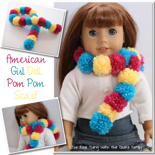 I love all 19 of these Fun American Girl Crafts! There are crafts, sewing, and party ideas. Cuteness!